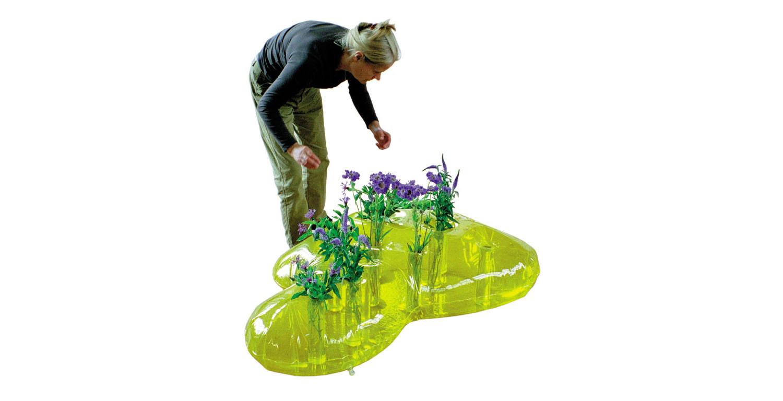 Eindhoven Lite | Inflatable vase | 1999
