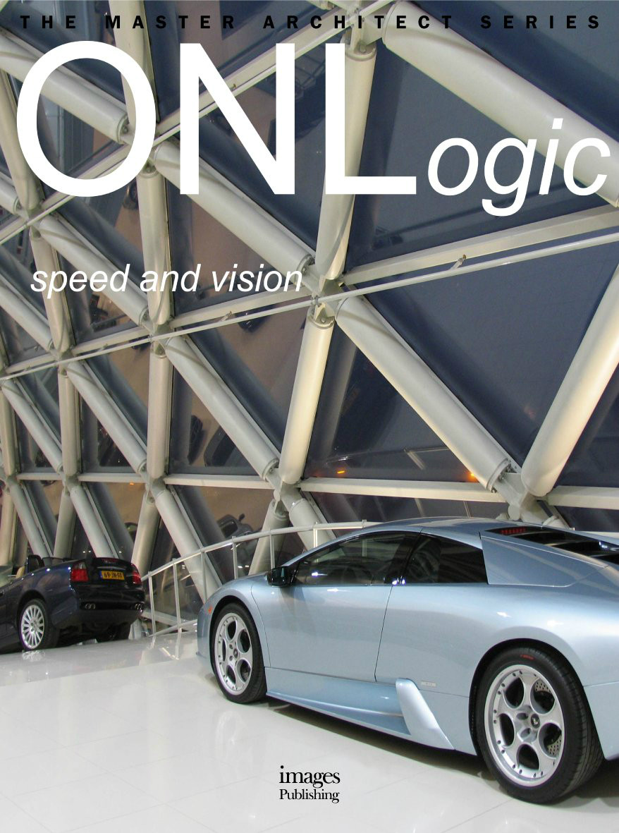 ONLogic Speed and Vision | Images Publishing 2008